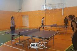 Elevă din Dej, calificată la faza națională la tenis de masă în cadrul ONSȘ – FOTO
