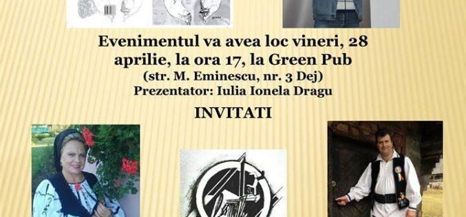 Poetul și jurnalistul clujean Sorin Grecu își lansează vineri, la Dej, un volum de poezii