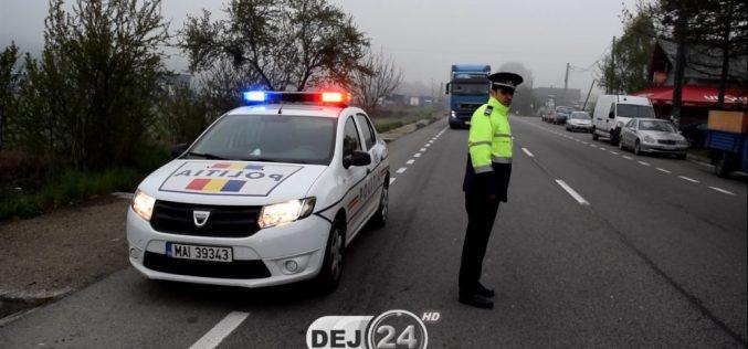 Acțiune de amploare a polițiștilor în județul Cluj! Au fost aplicate peste 900 de sancțiuni