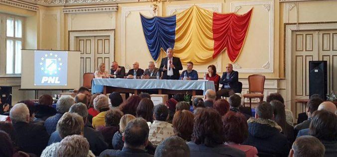 Europarlamentarul Daniel Buda, reales presedinte al PNL Cluj!