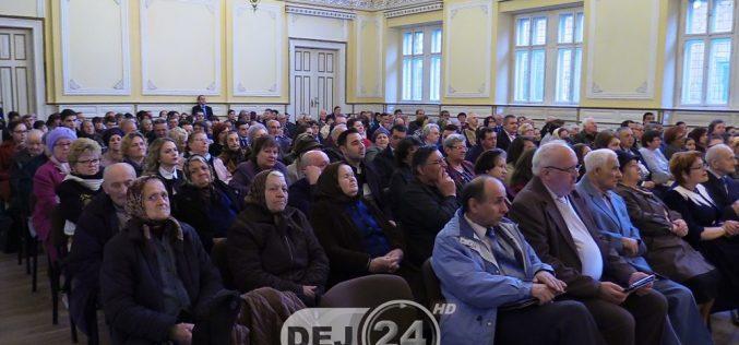 Dej | Martorii lui Iehova au comemorat moartea lui Isus Cristos – FOTO/VIDEO