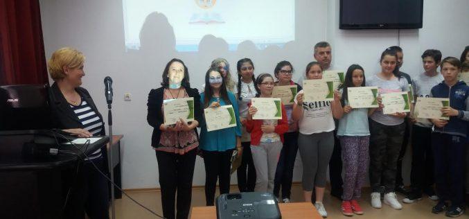 Elevii CNAM Dej, mai multe premii la primul festival al lecturii organizat la Cluj – FOTO