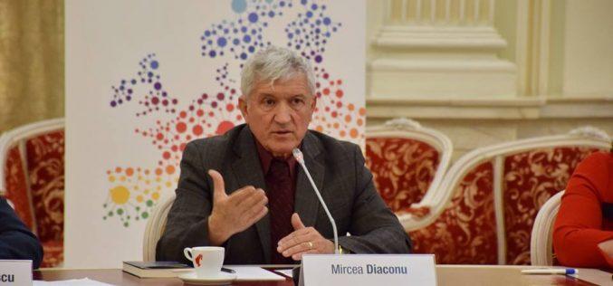 Europarlamentarul Mircea Diaconu reeditează turul României. Va ajunge și la Dej!