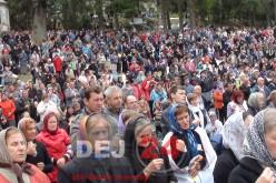 Jandarmii sunt la datorie, în weekend, la Mănăstirea Nicula