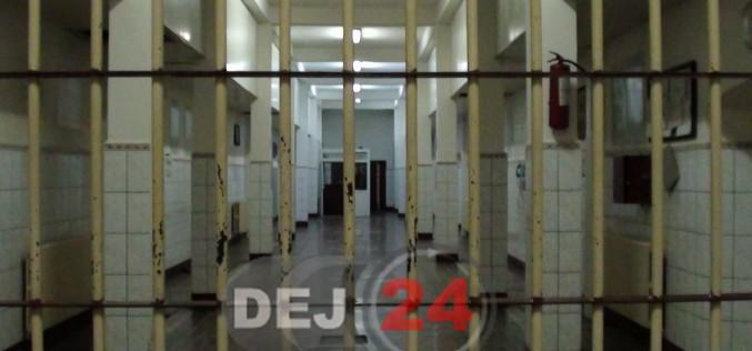 Condamnat la închisoare pentru furt, prins de polițiști. A fost încarcerat la Penitenciarul Gherla