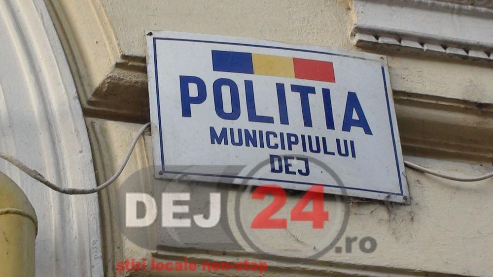 Politia Dej intrare