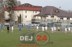 FOTBAL AMICAL. Olimpia Gherla – FC Unirea Dej 0-5