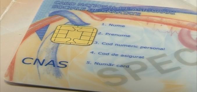 MAI: Cartea electronică de identitate ar putea înlocui cardul de sănătate