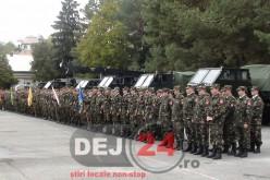 "Ceremonia de întoarcere a ""Dragonilor Transilvani"" va avea loc vineri, la Dej"