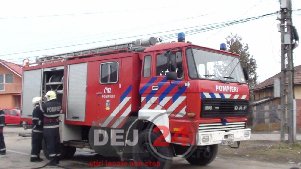 pompieri Dej