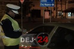 Tânăr din Cuzdrioara, prins fără permis pe străzile din Dej