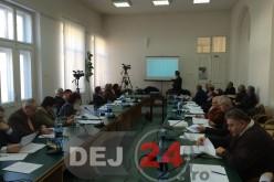 Ședință ordinară a Consiliului Local Dej. Gavril Zanc va depune jurământul
