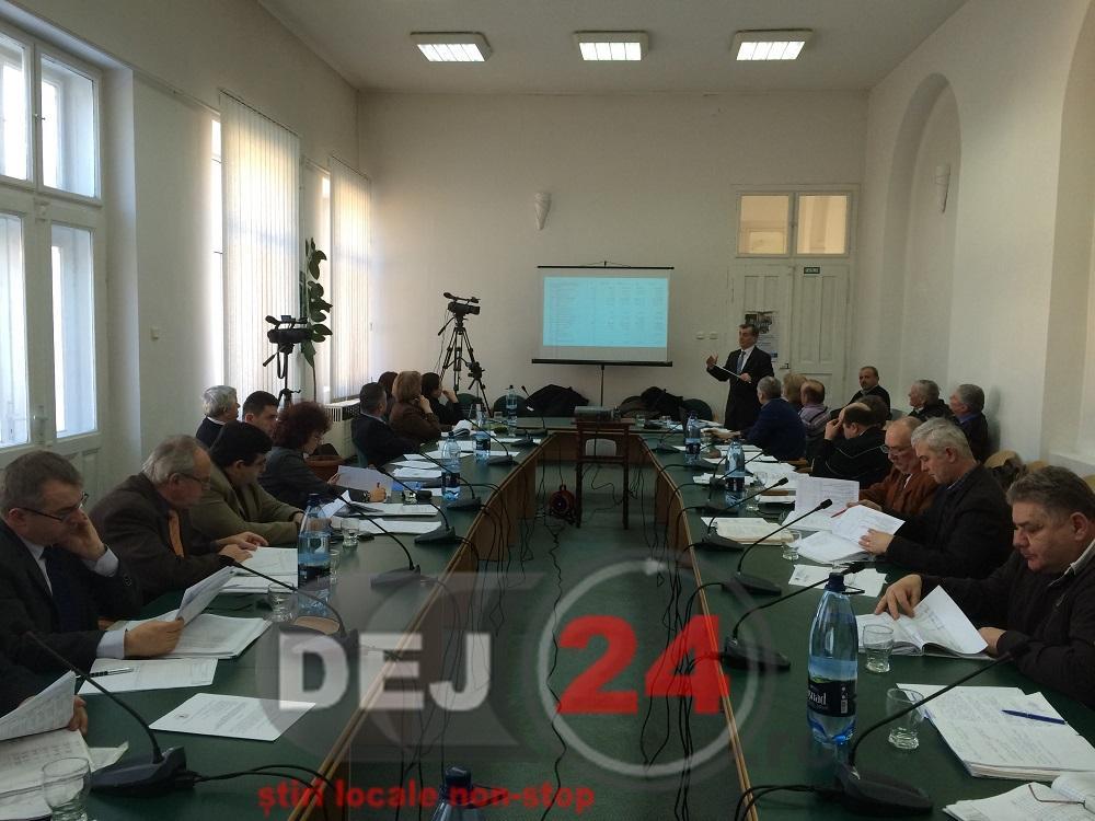 Consiliul Local Dej sedinta (4)