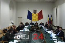 Mâine are loc o ședință de îndată a consilierilor locali din Dej