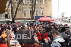 Banii strânși la Târgul Mărțișorului, donați la paramedicul Florin Benea – FOTO/VIDEO