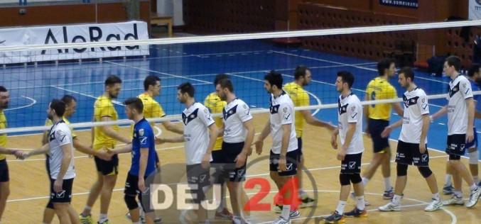 Meciurile Unirii Dej pentru locurile 7-8 se vor juca TOATE la Caransebeș