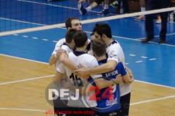 LIVE Arcada Galați – Unirea Dej 3-0 – Meciul 2 – PLAY-OFF VOLEI MASCULIN