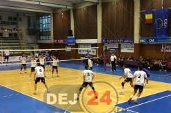 Unirea Dej – CSM București 3-1. Încă 3 puncte obținute de dejeni – GALERIE FOTO