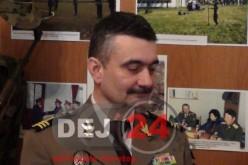 Comandantul Garnizoanei Dej urează sărbători fericite militarilor
