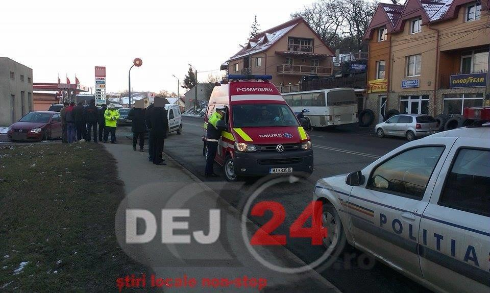 accident Dej gara (3)