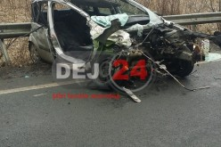 Accident mortal la intrare în Gâlgău. Un bărbat și-a pierdut viața – GALERIE FOTO