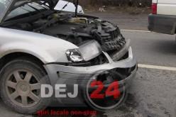 Două persoane din Dej implicate într-un grav accident de circulație în Cluj-Napoca
