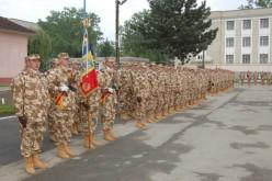 """Batalionul 811 Infanterie """"DEJ"""", 20 de ani de la înfiinţare"""