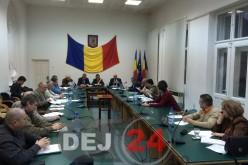 Consilierii locali din Dej se întrunesc într-o ședința ordinară pe luna noiembrie