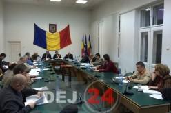 Ședință de îndată a Consiliului Local al Municipiului Dej