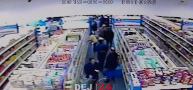 Trei tineri din Dej, reținuți de polițiști în Baia Mare! Au încercat să fure dintr-un magazin mai multe sticle cu alcool
