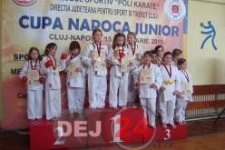 Noi medalii importante pentru sportivii clubului Budokan Ryu – FOTO