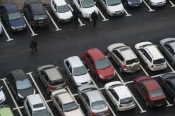 Licitație publică pentru parcările de pe strada Unirii din Dej