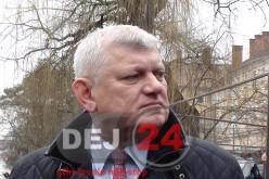 """Cornel Itu: """"Municipiul Dej a câştigat astăzi un teren de peste 2000 mp"""""""