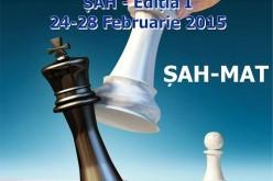 Concurs de șah la Dej. Până mâine se fac înscrieri