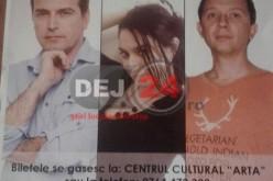 """Ioan Isaiu revine la Dej cu piesa de teatru """"Menage a trois"""""""