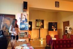Cursanții Atelierului Art-Marie din Dej, premiați de Jan Maters