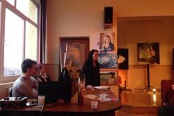 Ieri a avut loc la Dej deschiderea Cenacului de Pictură Art Marie – FOTO