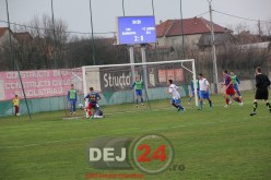 FC Unirea Dej are meci greu cu Metalurgistul Cugir