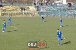 FC Unirea Dej – CS Iernuț, mâine după-amiază, pe Stadionul Municipal Dej