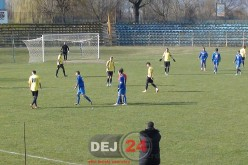 FC Unirea Dej primește mâine vizita fotbaliștilor din Oșorhei