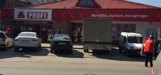 Cluj | Jandarm aflat în timpul liber, pe urmele unui hoț care furase cașcaval dintr-un supermarket