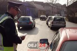 Conducător auto cu permisul suspendat depistat în Iclod