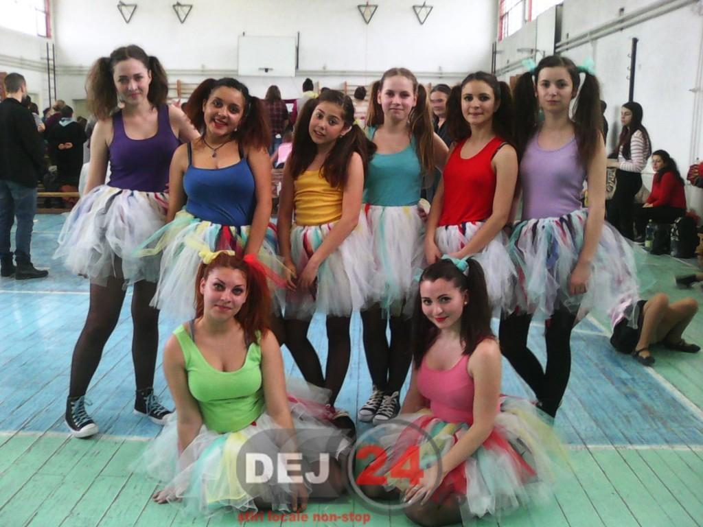 ReBeLe dans Clubul Copiilor (2)
