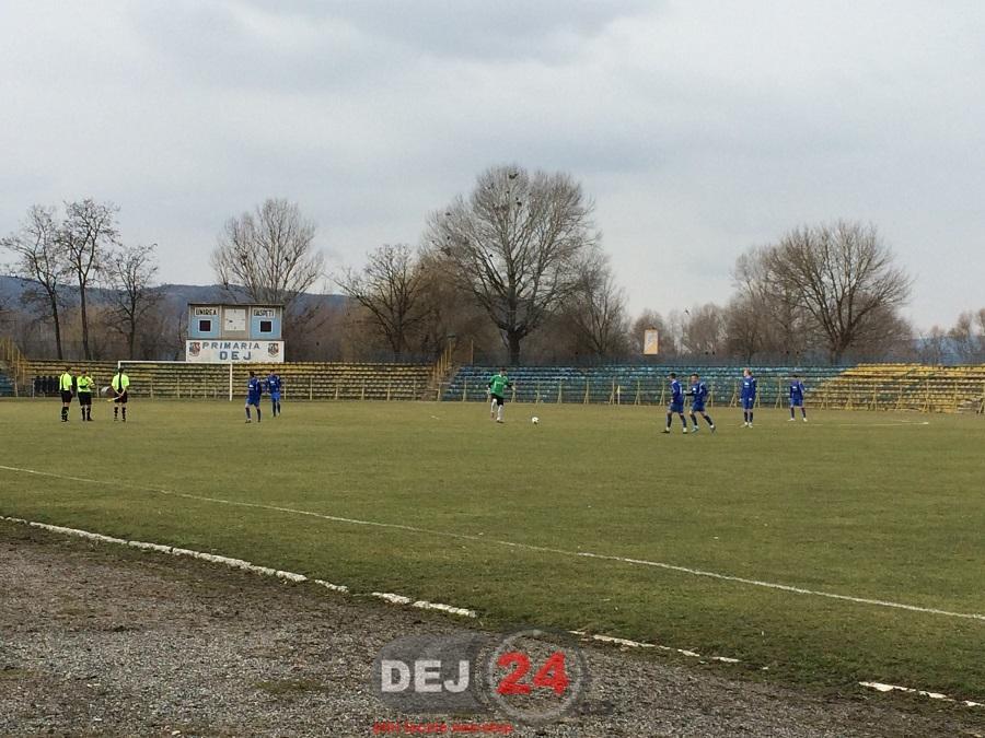 Unirea Dej - Progresul Bistrita fotbal (1)