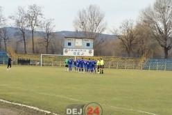 FC Unirea Dej a pierdut cu 1-0 meciul cu Arieșul Turda. Gazdele au înscris în minutul 90