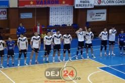 Arcada Galați – Unirea Dej 1-3, în primul meci din play-off – VOLEI MASCULIN