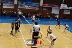 Unirea Dej a fost învinsă de Volei Municipal Zalău, scor 1-3 – FOTO/VIDEO