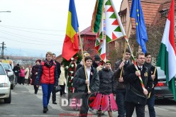 Ziua Maghiarilor de Pretutindeni, marcată mâine la Dej. Vezi programul