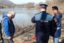 Polițiștii dejeni au desfășurat astăzi o acțiune pentru a preveni braconajul piscicol – FOTO/VIDEO