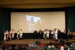 Au susținut un spectacol folcloric pentru Florin Benea – FOTO